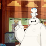 """Big Hero 6"" Panel Gives First Look at Mini-Max"