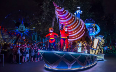 Paint the Night and Pixar Play Parade Extended at Disneyland Resort