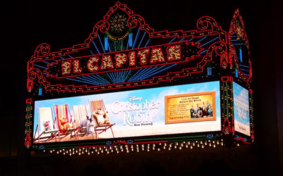 "The El Capitan Theater Hosts a Special Engagement of Disney's ""Christopher Robin"""