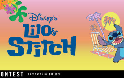 Lilo & Stitch fan art contest