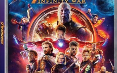 "Blu-Ray Review - ""Avengers: Infinity War"""