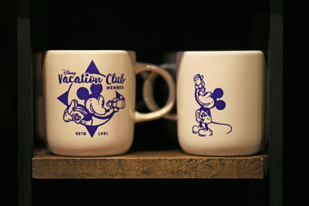 Disney Vacation Club pop-up shop