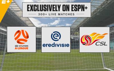ESPN+ Soccer