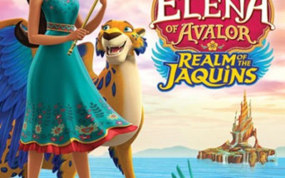 DVD Review - Elena of Avalor: Realm of the Jaquins