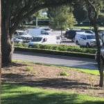 Body Found in Burning Car at Fantasia Gardens Parking Lot Saturday Morning