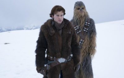 """Solo: A Star Wars Story"" Reportedly Disqualified From Oscars Because it Wasn't Submitted in Time"