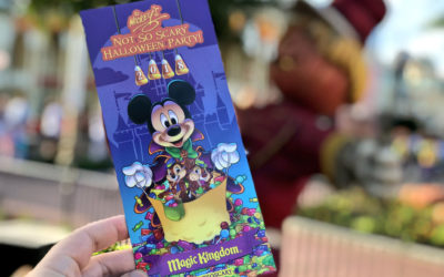 New Treats At The 2018 Mickey's Not So Scary Halloween Party