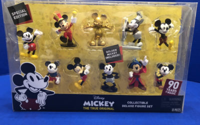 Toy Review: Mickey Mouse 90th Anniversary by Just Play