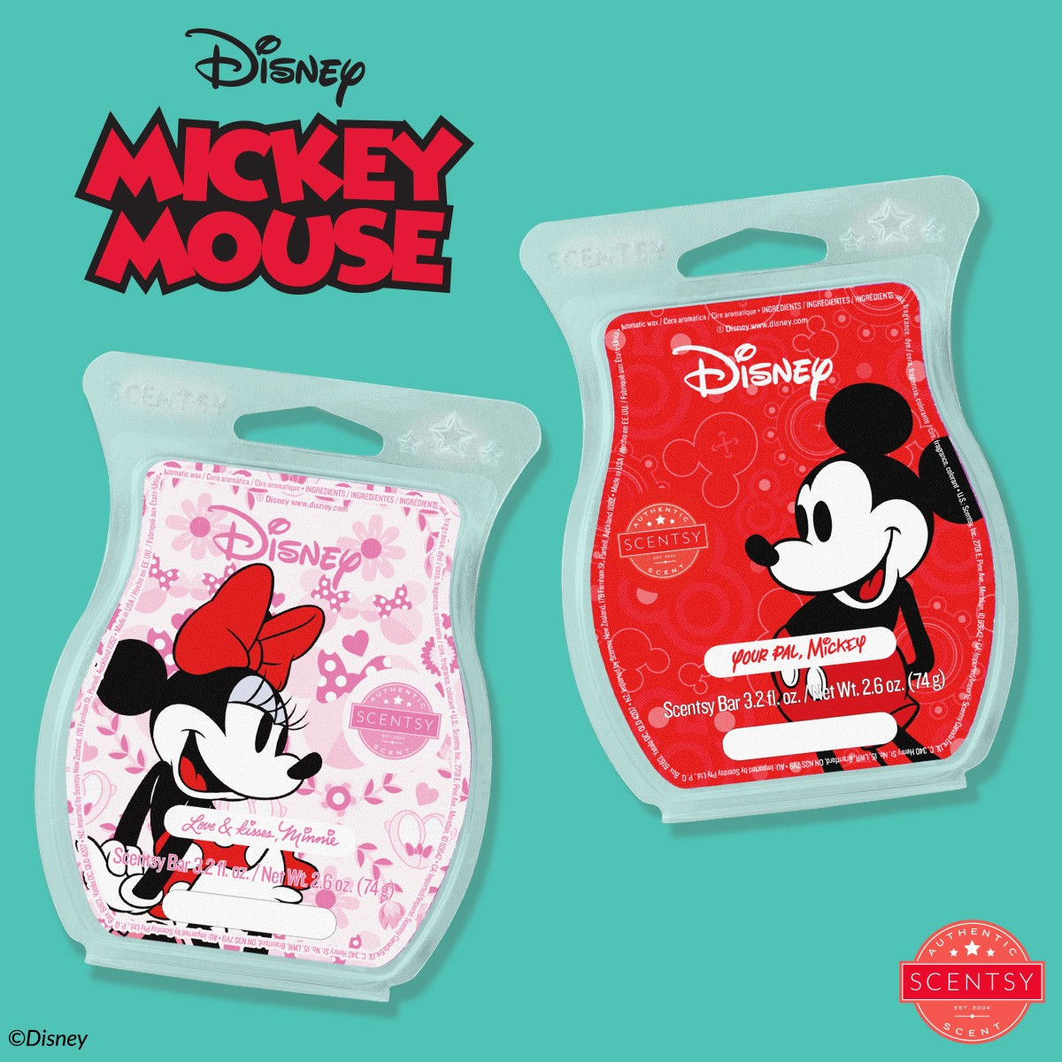 Scentsy Disney Collection Now Available - LaughingPlace.com