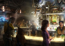 Disneyland Confirms Oga's Cantina in Galaxy's Edge Will Serve Alcohol