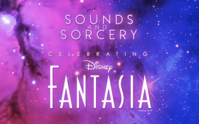 """The Vaults Presents """"Sounds and Sorcery Celebrating Disney Fantasia"""""""