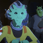 "Disney Debuts Teaser Trailer for ""Star Wars: Resistance"""