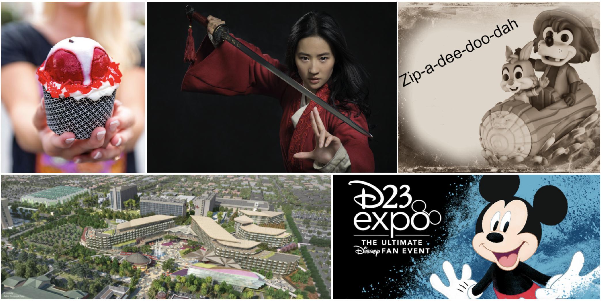 Disney News August 12-18