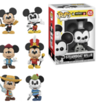 Funko Previews Mickey Mouse 90th POP! Figures, Keychains, and More