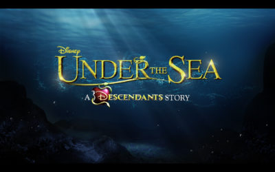 """Under the Sea: A Descendants Story"" to Debut in September on Disney Channel"