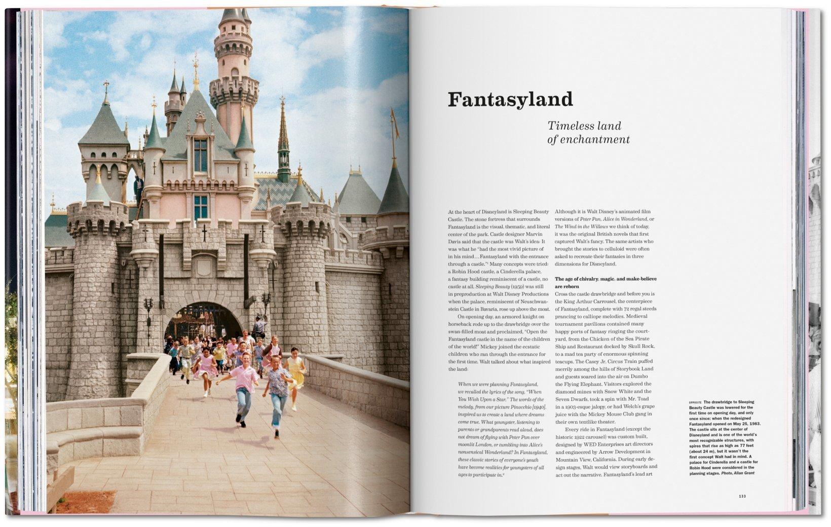 """Taschen\'s """"Walt Disney\'s Disneyland"""" Explores the History of the ..."""