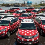 Minnie Vans Service for Orlando International Airport Expands to All Walt Disney World Resorts