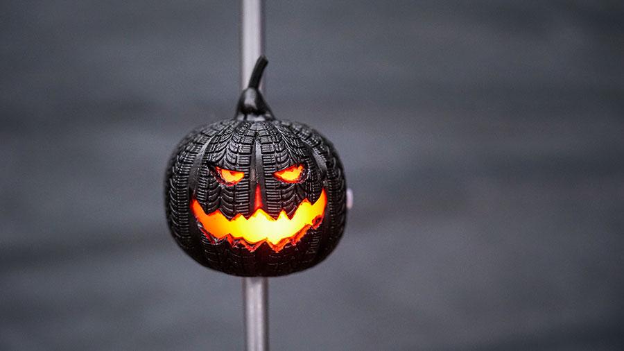 oogie boogie popcorn bucket returning   halloween novelties unveiled  disneyland walt