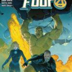 """Comic Review: """"Fantastic Four #1"""""""