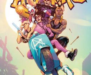 "Comic Review: ""West Coast Avengers #1"""