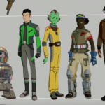 "Entertainment Weekly's ""Star Wars: Resistance"" First Look Introduces Team Fireball"