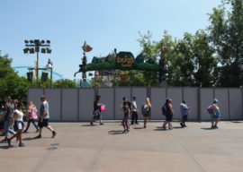 """Disneyland Resort Update — September 2018: The Closing of """"a bug's land"""" and More"""