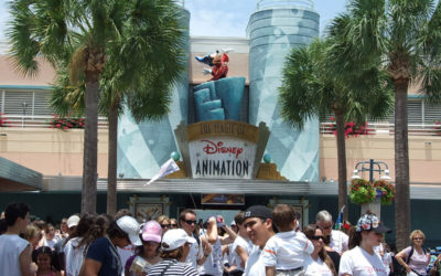Disney Extinct Attractions: The Magic of Disney Animagique
