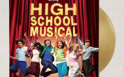 CONTEST: High School Musical Gold Vinyl