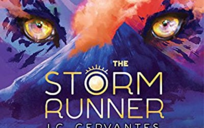 "Book Review: ""The Storm Runner"" by J.C. Cervantes"