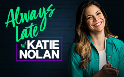 "Streaming Review: ""Always Late with Katie Nolan"""