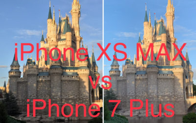 WDW Photos: iPhone 7 Plus vs iPhone XS Max