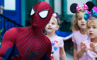 Live Disney California Adventure Character Meet and Greet Times