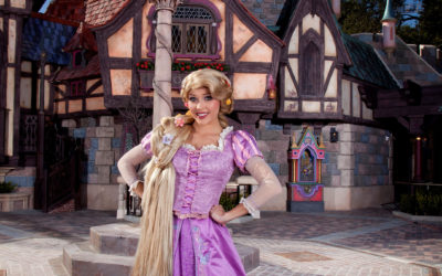 Live Disneyland Character Meet and Greet Times