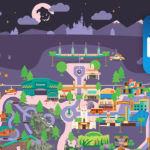 Play Disney Parks App Adds Spooky Experiences and Wallpapers