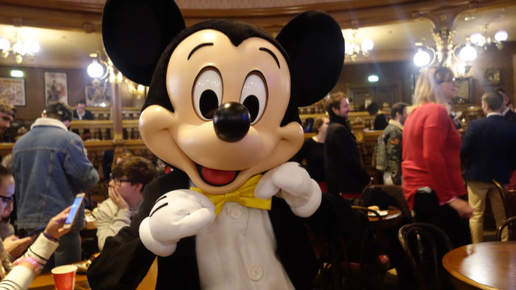 90 Years of Magic with Mickey