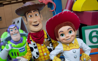 Live Disney's Hollywood Studios Character Meet and Greet Times