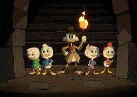 "Disney Channel Renews ""DuckTales"" for a Third Season"