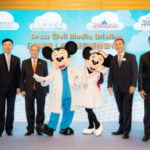"Hong Kong Disneyland Teams With Hong Kong's Children's Hospital to Launch ""Dress Well"" Project"