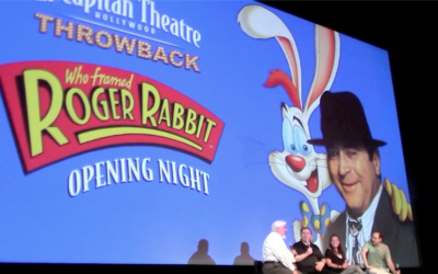 "El Capitan Theatre Kicks Off Throwback Month with ""Who Framed Roger Rabbit"""
