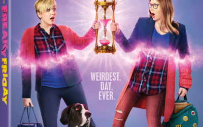 "DVD Review: ""Freaky Friday"" (2018 Musical DCOM)"