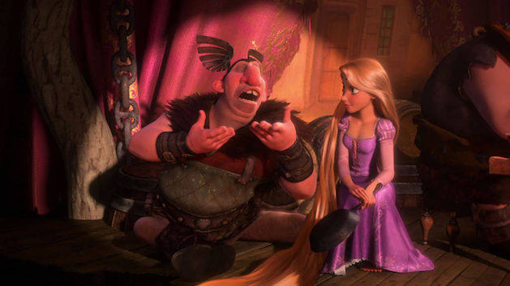 Rapunzel gets the thugs at the tavern to sing about their dreams. Which is not one of the thugs' hobbies/dreams?