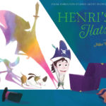 "Book Review: ""Henri's Hats"" by Mike Wu (Pixar Animation Studios Artist Showcase)"