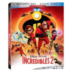 "Video: ""Incredibles 2"" Blu-Ray Unboxing"
