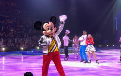 """Disney On Ice: Mickey's Search Party"" Wows Guests With Disney Fun"