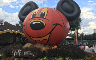 Disney Springs - Fall Photo Update