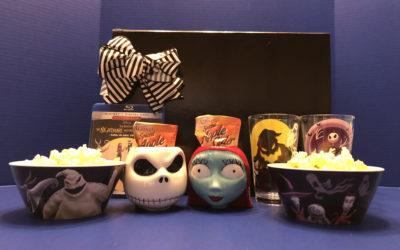 """""""The Nightmare Before Christmas"""" Movie Party Ideas"""