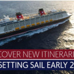 Disney Announces New Disney Cruise Line 2020 Itineraries