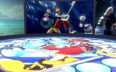 Kingdom Hearts PlayStation VR
