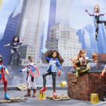 "Hasbro's Heroic ""Marvel Rising"" Doll Collection Debuts this October"