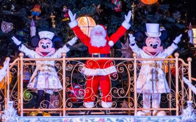Disneyland Paris Christmas Season
